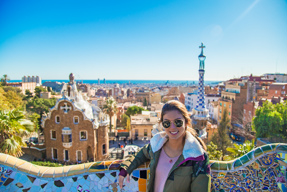 ParkGuell Barcelona