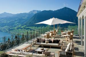 villa Honegg hotel na suíça