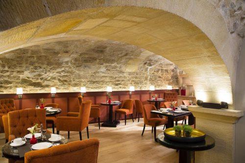 restaurante do hotel em Paris
