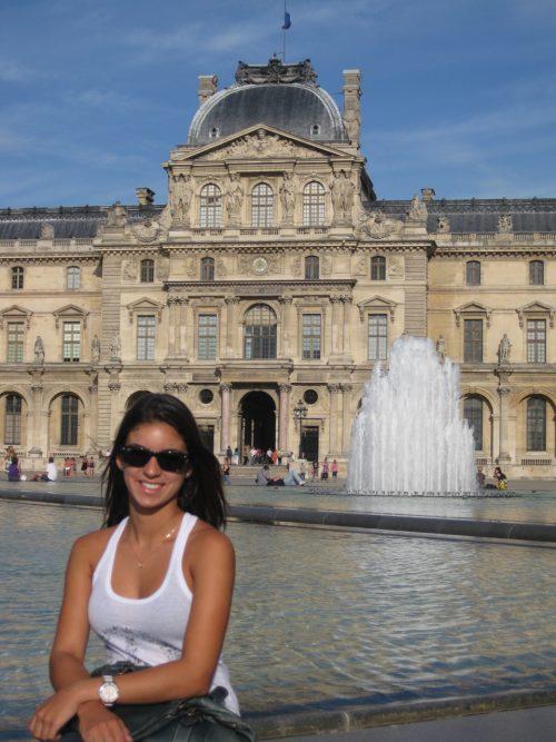 Musee du Louvre em Paris