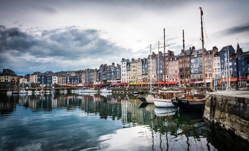 honfleur na Normandia