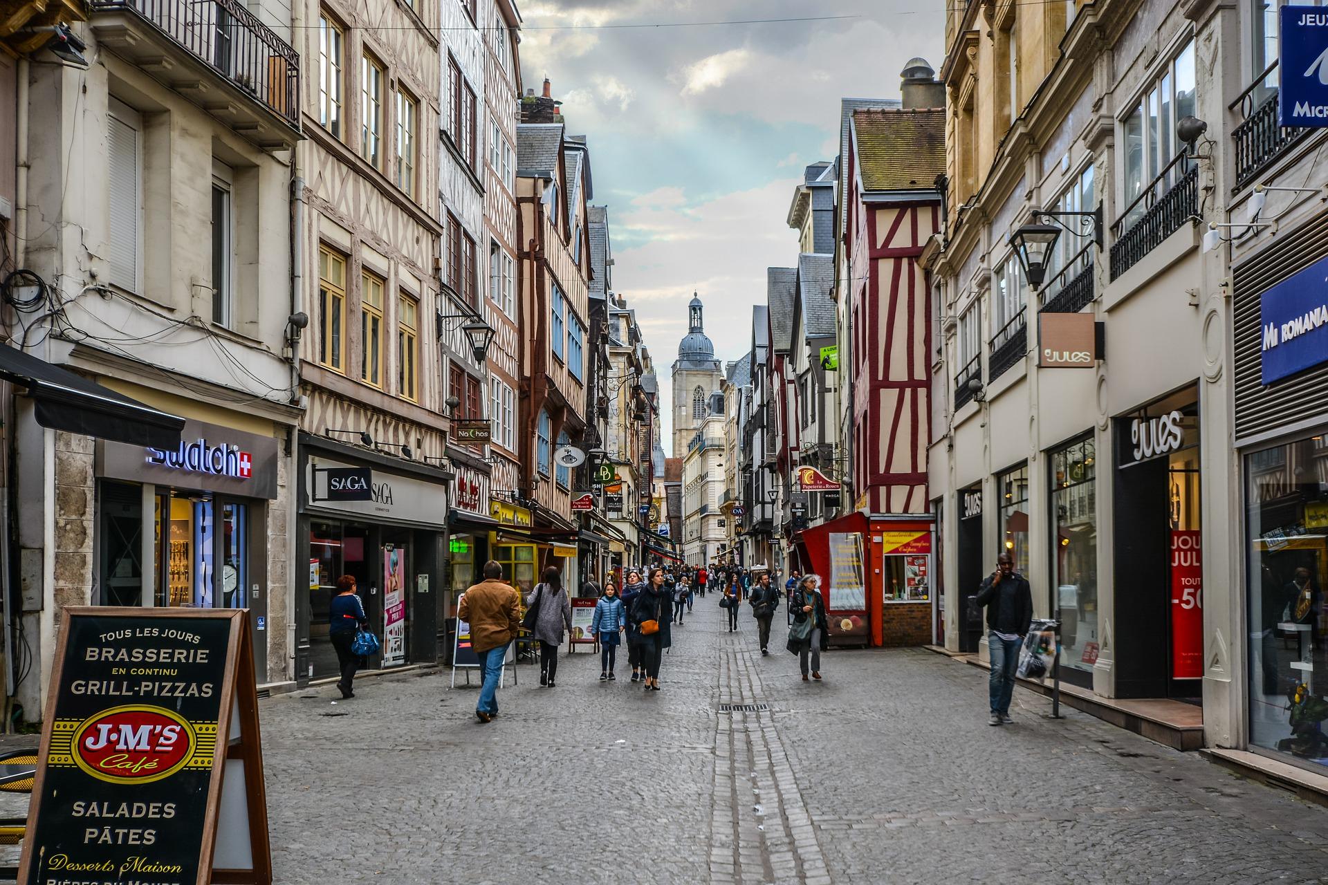 ruem na Normandia