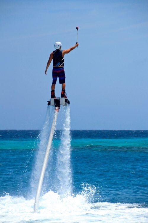 o que fazer em curaçao: flyboard - foto 3