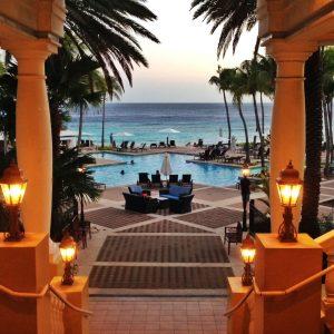 hotel marriot em curaçao