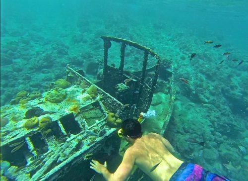 snorkel no tugboat