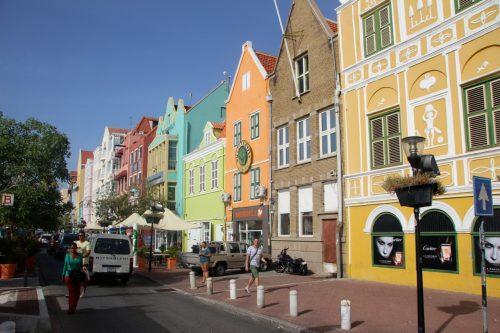 Willemstad em curaçao