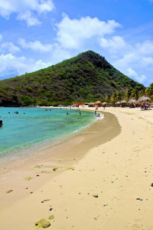 praia cas abou em curaçao