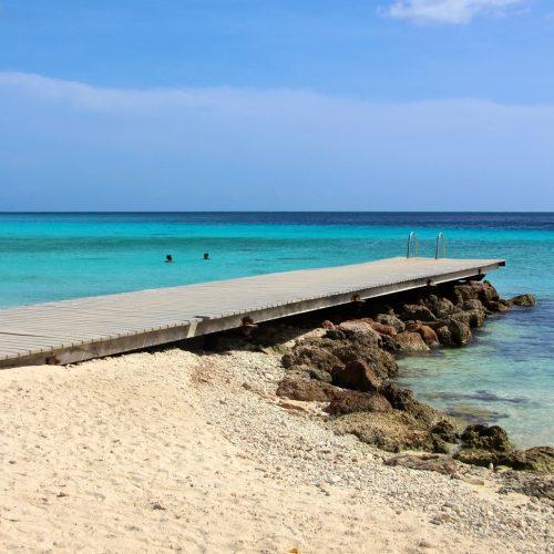 praia de port Marie em curacao