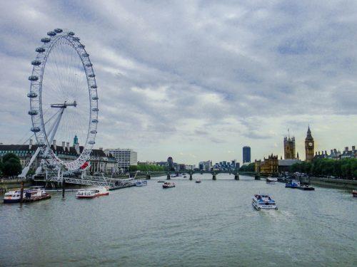 Foto da London Eye