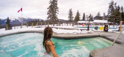 Canadá no inverno