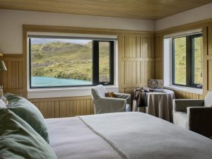 chalé do hotel explora em torres del Paine