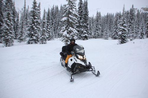foto no snowmobile