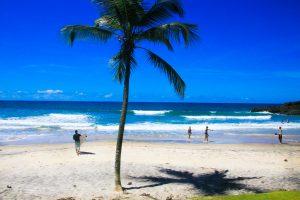 surf Na praia de São José