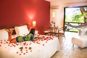 Quarto do Itacaré Eco resort