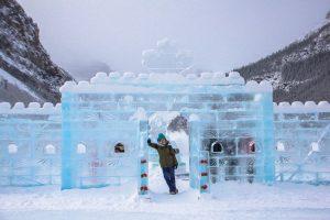 castelo de gelo lake louise