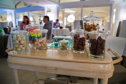 Capri Palace doces