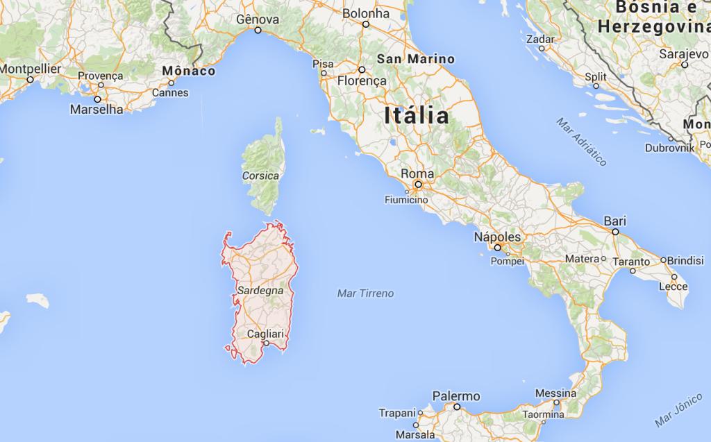sardenha mapa Sardenha: o paraíso! — Vamos Pra Onde? sardenha mapa
