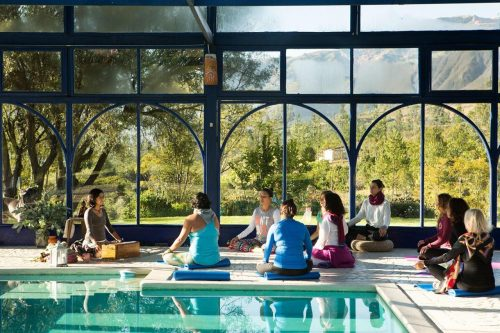cuesta serena em huaraz yoga