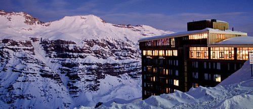 Hotel Tres Puntas Valle nevado