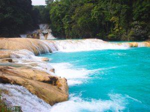 Cascadas de Água Azul Chiapas