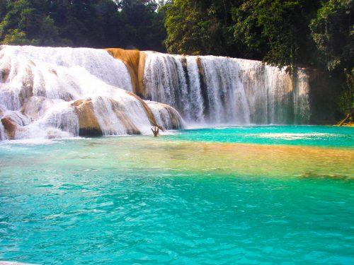 Cascadas de Água Azul México