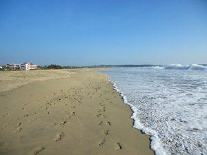 Praia Zicatela México
