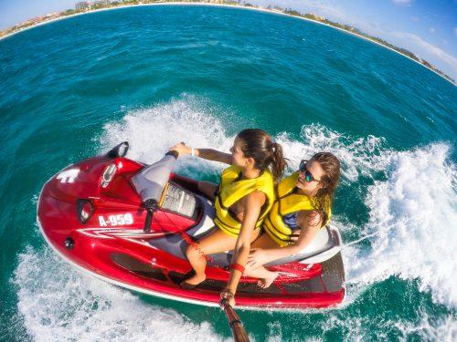Jet Ski em Aruba