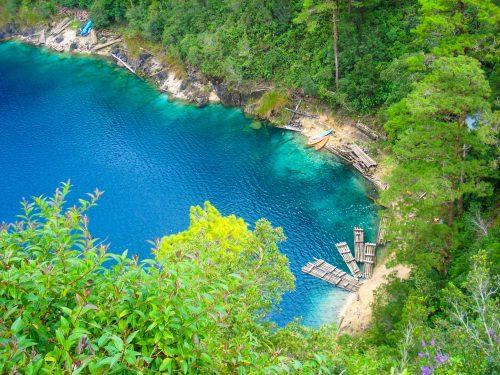 Parque Nacional Lagunas de Monte Bello