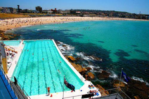 Bondi Beach em Sidney