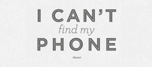 perdi meu celular