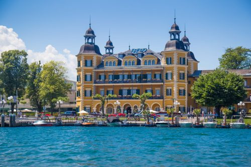 verão na europa: hotel falkensteiner