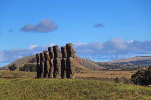 Ilha de Páscoa Moai