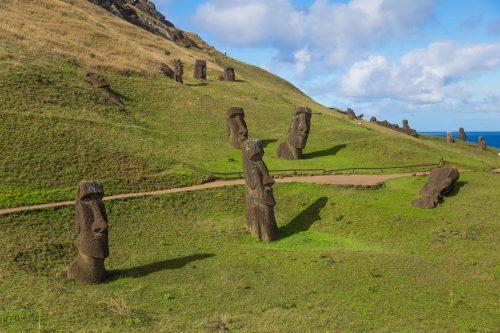 Fábrica Rapa Nui de Moais