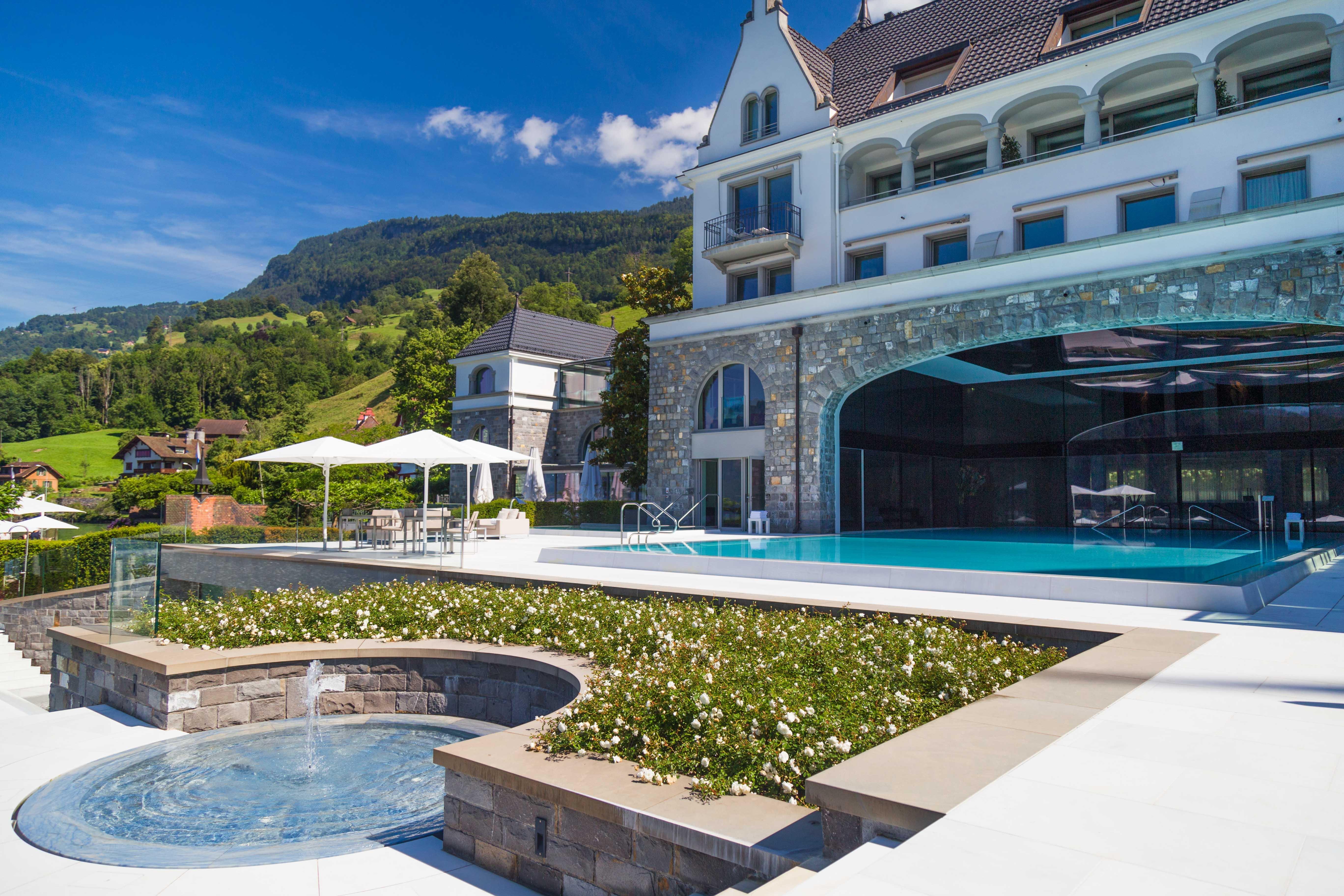 Hotel Park Hotel Vitznau na Suíça