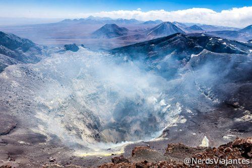 vulcão atacama