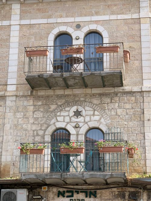 arquitetura em Jerusalem - israel