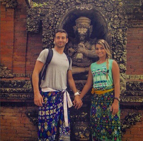 Ubud Temple em Bali