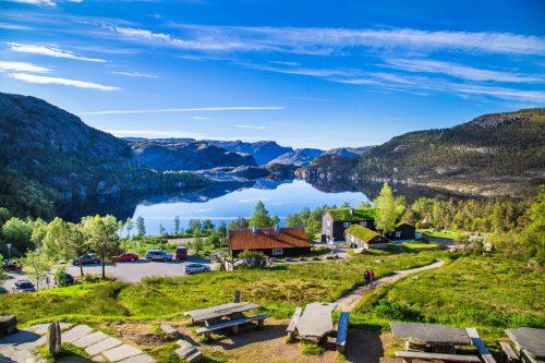 hospedagem e hotel incrível na Noruega