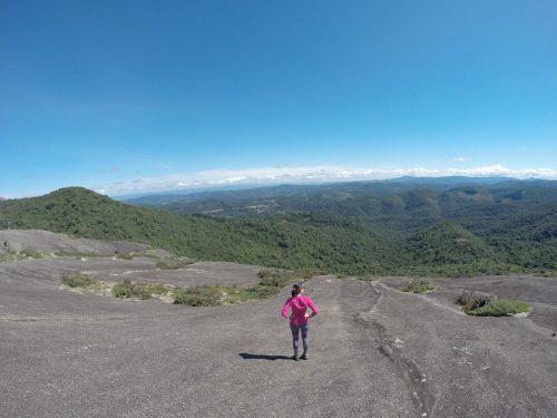 trilha em monte verde