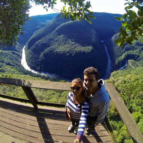 Parque da Ferradura em Gramado