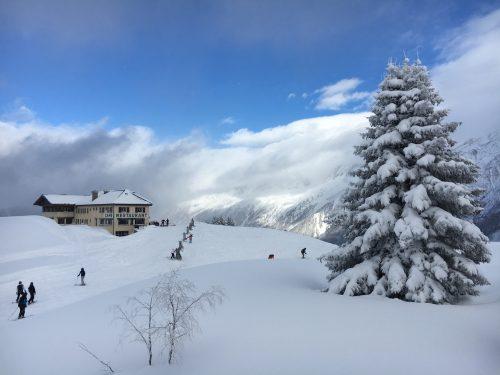 estação de ski les houches em Chamonix
