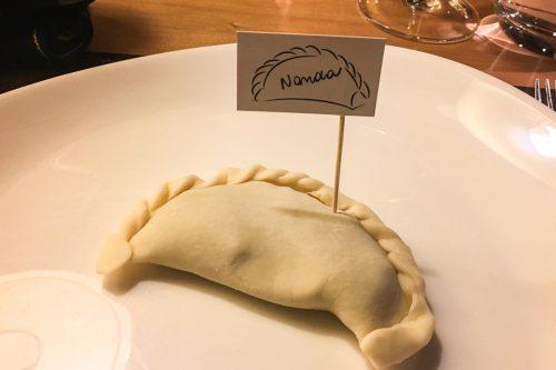 empanada que fiz no argentine expérience