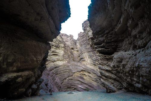 quebrada de las conchas no norte da argentina