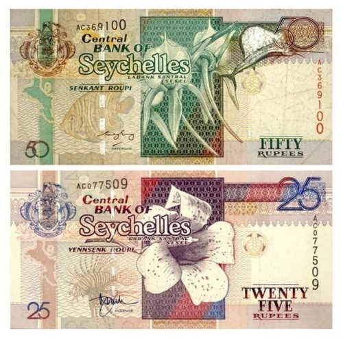 moeda em seychelles