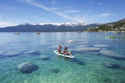 Lake Tahoe na California