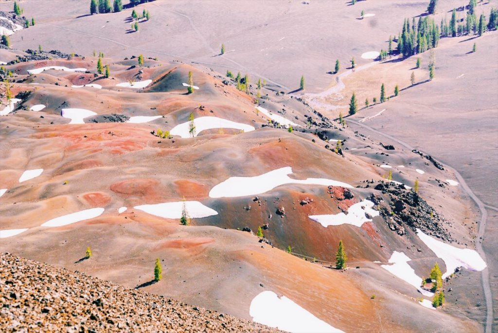 Lassen Volcanic na California