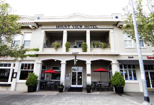 hotel mountville e Calistoga, California
