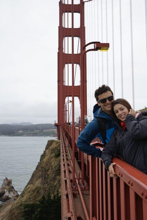 Golden Gate na california