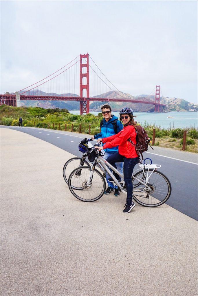 Bike em San Francisco na California