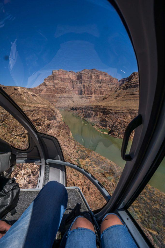 Grand Canyon visto de cima